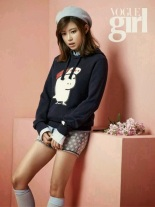 Hyosung and Sunhwa SECRET Vogue Girl March 2014 (2)