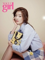 Hyosung and Sunhwa SECRET Vogue Girl March 2014 (3)