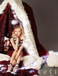 Hyuna - CeCi December 2013 (7)