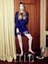 IU - Elle Magazine November Issue 2013 (8)