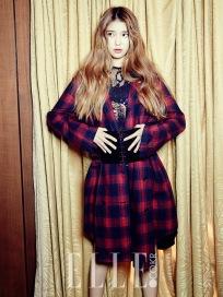 IU - Elle Magazine November Issue 2013 (9)