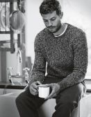 Jamie Dornan - Vogue Magazine UK (November 2014) (2)