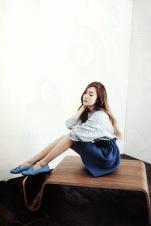 Jessica Jung SNSD - Harper's Bazaar Magazine May Issue 2014 (4)