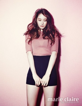 Krystal Jung f(x) Marie Claire December 2013 (9)