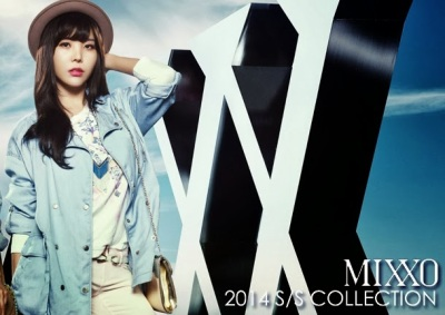 Lizzy & Jooyeon & Nana After School - Mixxo Spring Summer 2014 (2)