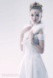 Queen of the Snow by Geoffrey Jones (1)