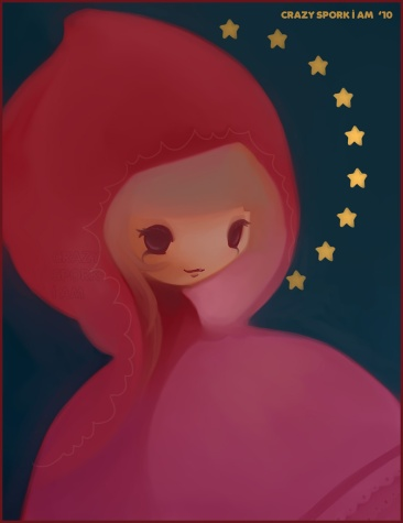redridinghood by Crazy spork I am