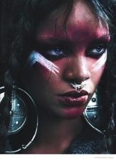 Rihanna - W Magazine (Septiembre 2014) 2