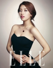 Suzy miss A - Elle Magazine November Issue 2013 (2)