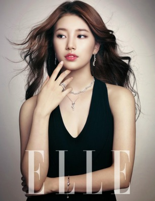 Suzy miss A - Elle Magazine November Issue 2013 (3)