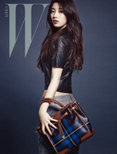 Suzy miss A W Magazine December 2013 (2)