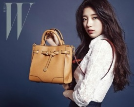 Suzy miss A W Magazine December 2013 (3)