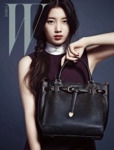 Suzy miss A W Magazine December 2013 (4)