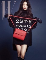 Suzy miss A W Magazine December 2013