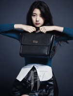 Suzy miss A W Magazine December Mag (2)