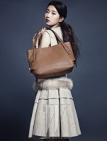 Suzy miss A W Magazine December Mag (4)