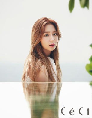 Uee After School - Ceci Magazine June issue 2014 (2)