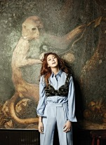 Uee After School - InStyle Magazine May Issue 2014 (4)