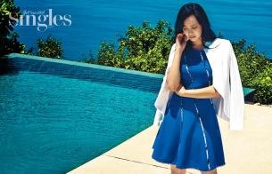 Victoria f(x) - Singles Magazine May Issue 2014 (8)