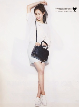Yuri - InStyle Magazine May Issue 2014 (7)