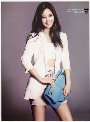 Yuri - InStyle Magazine May Issue 2014