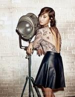 Yuri SNSD Harper's Bazaar March 2014 (6)