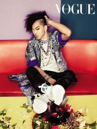 G-Dragon & Taeyang (Big Bang) - Vogue Korea (march 2013 (2)