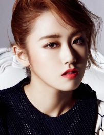 Gayoon 4minute - Harper's Bazaar Magazine May Issue 2014 (4)