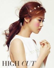 Gayoon 4minute - High Cut Magazine Vol. 121 (2)