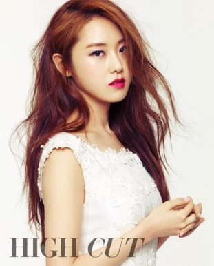 Gayoon 4minute - High Cut Magazine Vol. 121