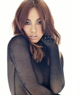 Hyori - Glamour Italy Magazine May Issue 2014
