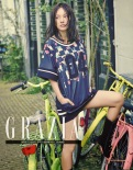 Hyori - Grazia Magazine June Issue 2014