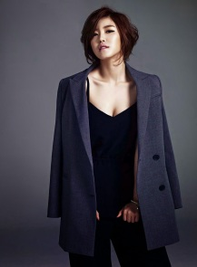Hyosung SECRET - Esquire Magazine May Issue 2014 (1)
