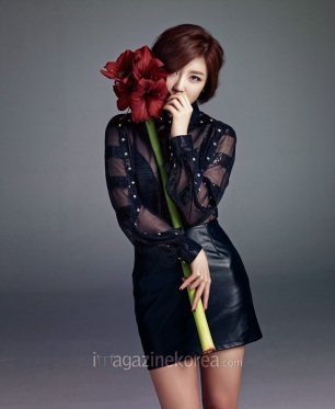 Hyosung SECRET - Esquire Magazine May Issue 2014 (3)