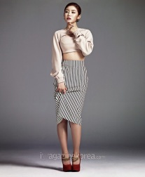 Hyosung SECRET - Esquire Magazine May Issue 2014 (4)