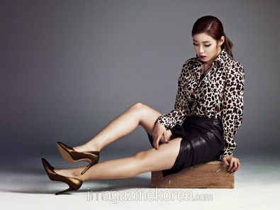 Hyosung SECRET - Esquire Magazine May Issue 2014 (5)