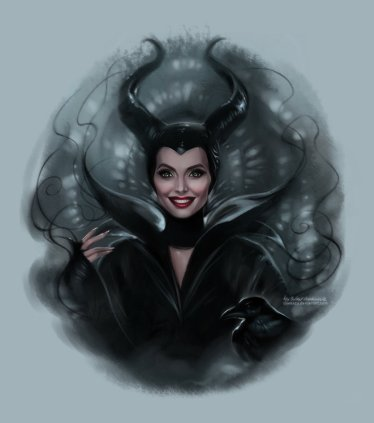 maleficent_by_daekazu