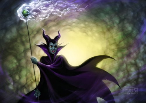maleficent_from_sleeping_beauty_by_daekazu-