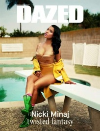 Nicki Minaj - Dazed & Confused Magazine UK(September 2014) (5)