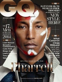 Pharrell Williams - GQ Magazine UK (Oct 2014) (3)