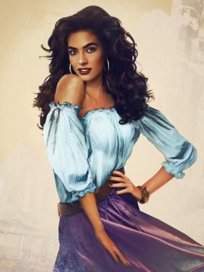 Real Life Esmeralda by Jirka Väätäinen