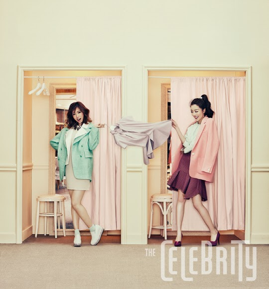 Secret - The Celebrity Magazine March Issue 2014