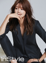 Sooyoung (Girls' Generation) -InStyle Magazine (Octubre 2014) (2)