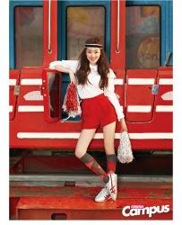 Sunhwa Secret - Cosmo Campus Magazine May Issue 2014 (2)