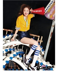 Sunhwa Secret - Cosmo Campus Magazine May Issue 2014 (3)