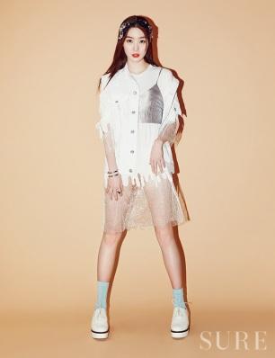Sunhwa SECRET - Sure Magazine May Issue 2014 (6)