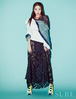 Sunhwa SECRET - Sure Magazine May Issue 2014 (7)