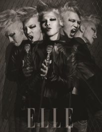 Taeyang - Elle Magazine (noviembre 2013) (2)