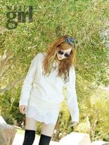Tiffany (Girls' Generation) - Vogue Girl Magazine (October 2014) (1)