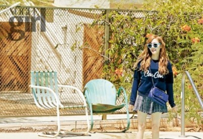 Tiffany (Girls' Generation) - Vogue Girl Magazine (October 2014) (4)